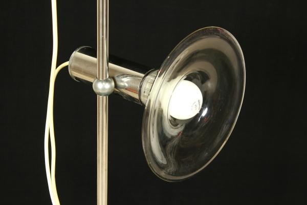 Lampade In Vetro Anni 70 : Lampada da terra anni illuminazione modernariato