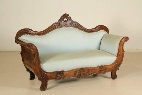 Divano luigi filippo sedie poltrone divani antiquariato - Mobili luigi xvi prezzi ...
