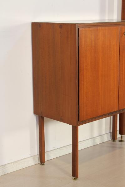 Libreria con mobili anni 50 mobilio modernariato - Gambe mobili anni 50 ...