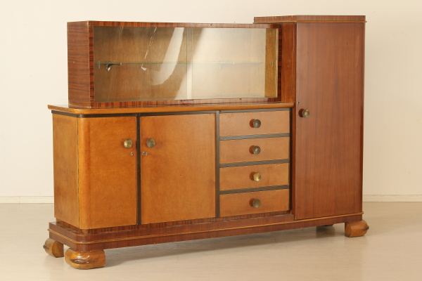 Mobile anni 20 30 mobilio modernariato - Mobili soggiorno anni 50 ...