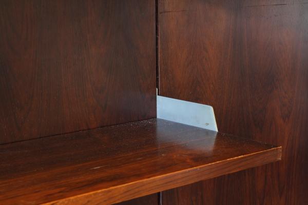Libreria in stile george nelson mobilio modernariato for Piani di libreria stile artigiano