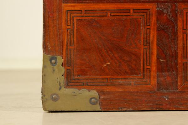 Credenza Con Alzata Due Ante : Credenza due corpi mobili in stile bottega del 900