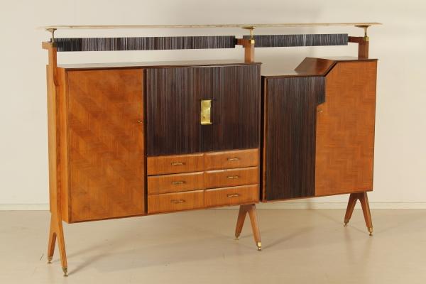mobile anni 50-60 - mobilio - modernariato - dimanoinmano.it - Soggiorno Anni 50