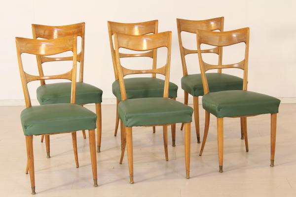 Sedie anni 50 sedie modernariato for Sedie baxter usate