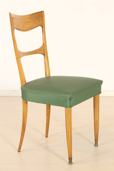Sedie In Legno Anni 50.Sedie Anni 50 Sedie Modernariato Dimanoinmano It