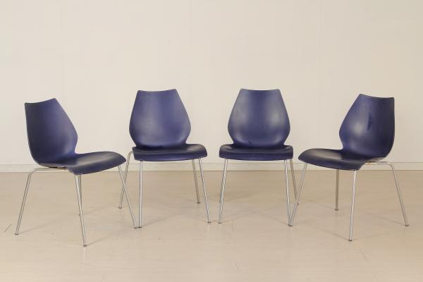 Kartell Stuhle Vico Magistretti Stuhle Modernes Design