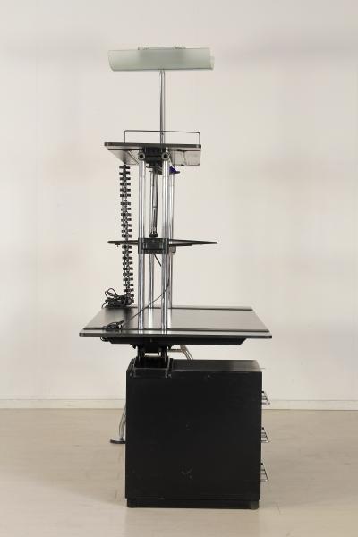 Scrivania Per Computer Design.Tecno Office Desks Furniture Modern Design Dimanoinmano It