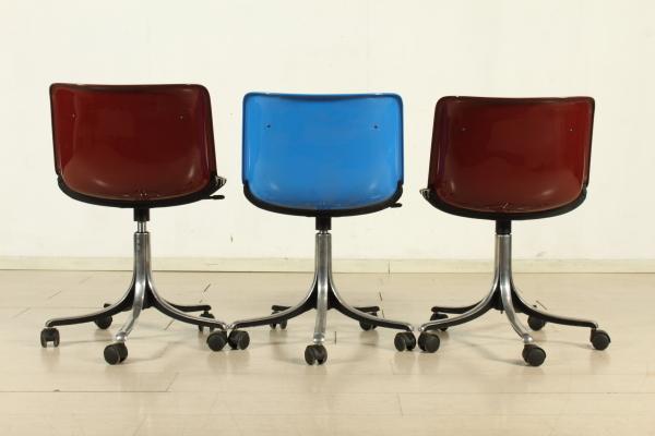 Sedie ufficio tecno sedie modernariato for Musica rilassante da ufficio
