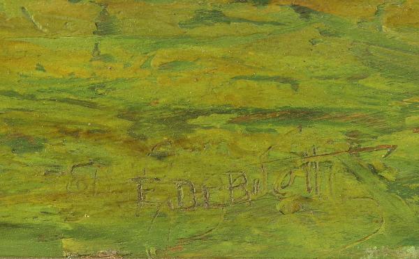 Edgardo De Benedetti (1900-?) - Novecento - Arte - dimanoinmano.it