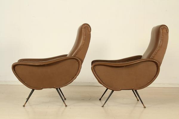 Poltrone anni 50 poltrone modernariato for Poltrona design anni 50