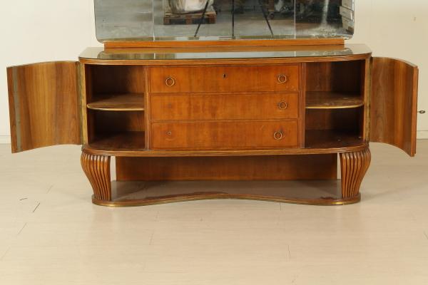 Com anni 20 30 mobilio modernariato for Como con specchio anni 40
