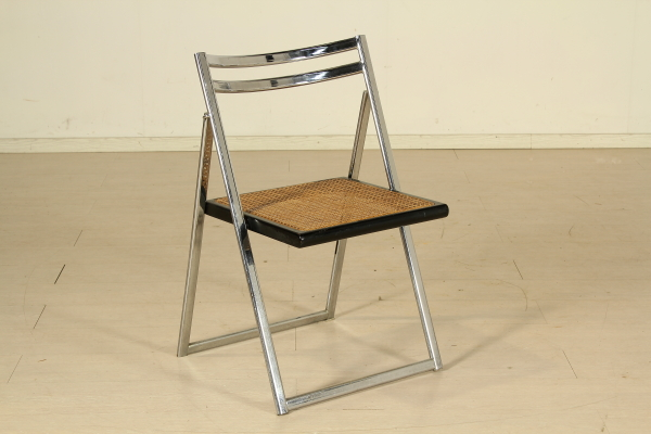 Sedie anni 70 sedie modernariato for Sedie pieghevoli moderne