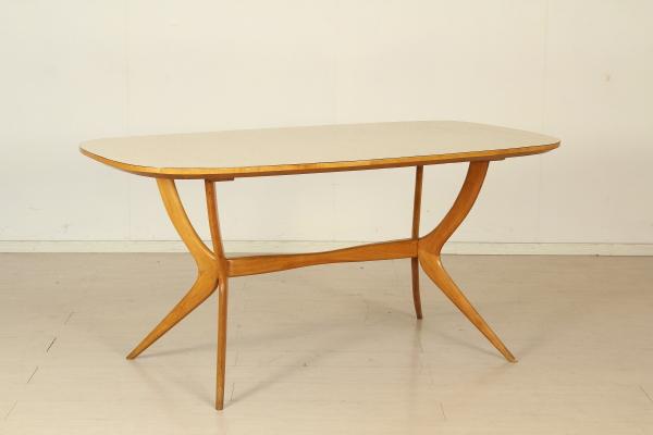 Tavolo anni 50 - Tavoli - Modernariato - dimanoinmano.it