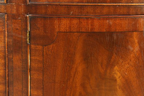 La Credenza In Filosofia : Credenza demilune mobili in stile bottega del