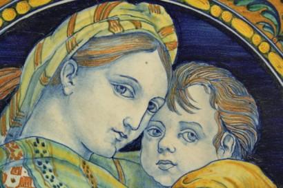 Deruta Ceramics - Ceramics - Antiques - dimanoinmano.it
