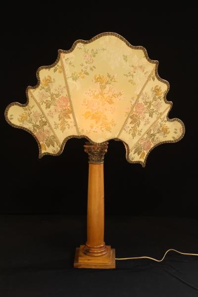 Lampada in stile impero lampadari e lumi antiquariato for Lumi da tavolo classici