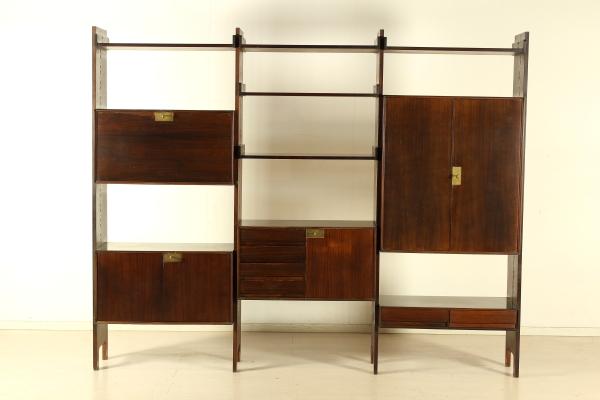 Libreria anni 60 mobilio modernariato for Vendita mobili modernariato
