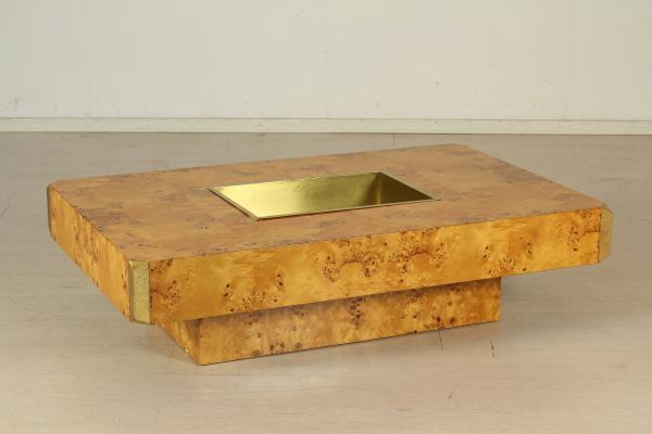 Tavolino willy rizzo tavoli modernariato for Mobili willy rizzo