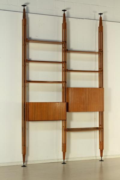 libreria franco albini mobilio modernariato On franco albini libreria