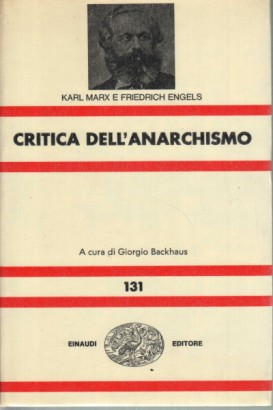 Critica dell'anarchismo