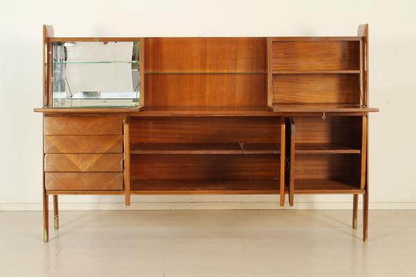 Credenza Modernariato : Credenza anni 50 mobilio modernariato dimanoinmano.it