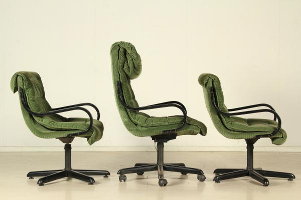 Poltrona Ufficio Anni 60 : Poltrone ufficio anni poltrone modernariato dimanoinmano