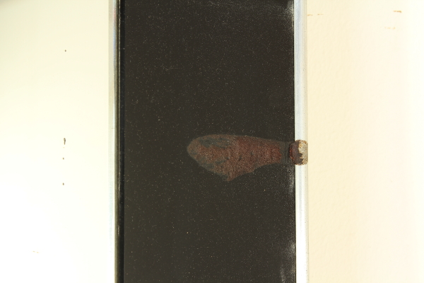 specchio anni 30 40 complementi modernariato