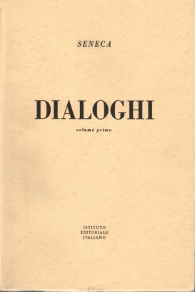 Dialogues. 2 volumes