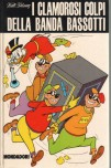 The resounding blows of Beagle Boys