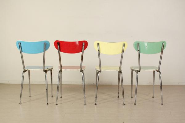 50 Jahre Stühle - Stühle - Modernes design - dimanoinmano.it