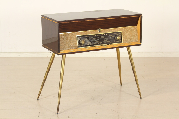 Mobile radio giradischi complementi modernariato - Mobili vintage anni 60 ...