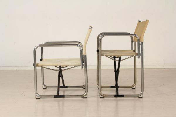 Dominus sedia da regista da esterno pieghevole italy dream design