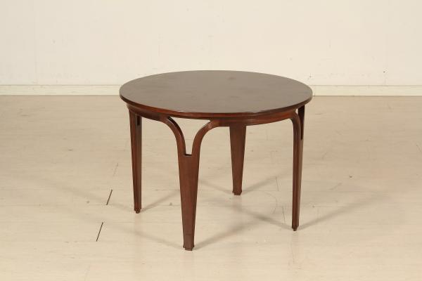 Tavolino anni 50 tavoli modernariato for Negozi tavoli milano