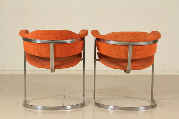 Willy Rizzo Fauteuils Design Moderne Dimanoinmano It