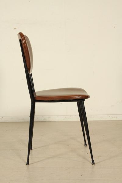 Sedia anni 50 sedie modernariato for Sedia anni 40