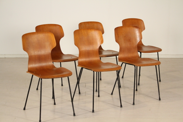 Sedie In Legno Curvato.50 Years Chairs Chairs Modern Dimanoinmano It