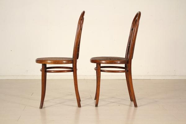 Coppia sedie thonet sedie poltrone divani antiquariato