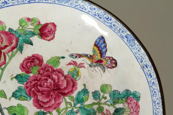 Piatto cinese oggettistica antiquariato for Piatto cinese