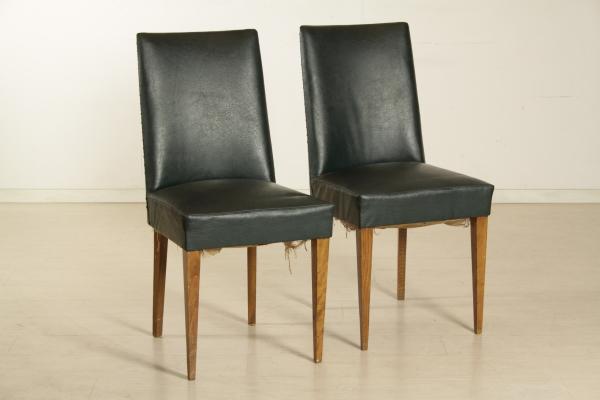Coppia di sedie da studio sedie modernariato dimanoinmano.it