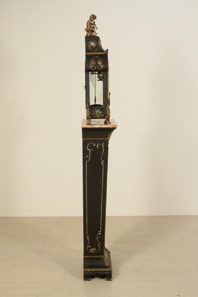 Orologio a pendolo con colonna - Mobili in stile - Bottega del 900 ...