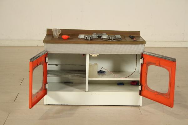 Cucina giocattolo complementi modernariato for Cucina giocattolo