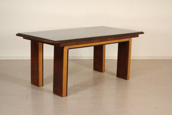Tavolo anni 20 30 tavoli modernariato for Negozi tavoli milano