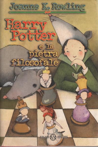 Harry potter e la pietra filosofale joanne k rowling for Mobili harry potter