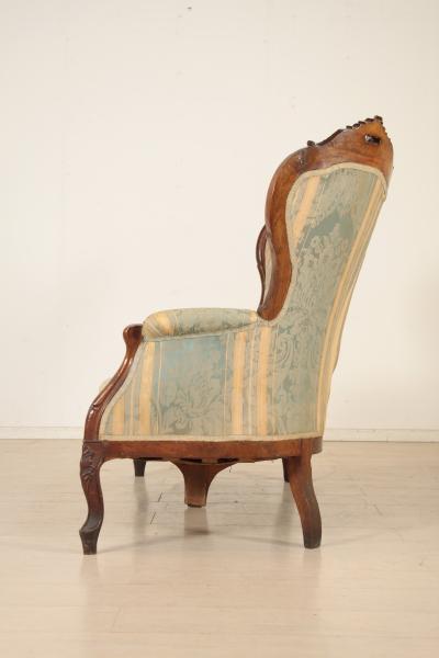 Divani Antichi Luigi Filippo : Divano luigi filippo sedie poltrone divani