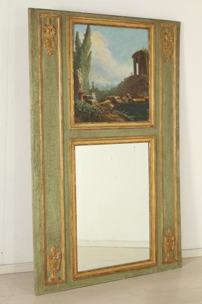 Miroir avec cadre miroirs et cadres antiquit s for Miroir miroir full movie