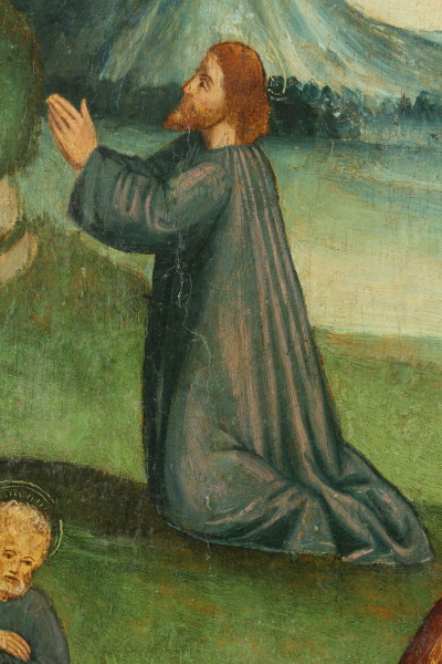 Agony in the garden - Icons - Art - dimanoinmano.it
