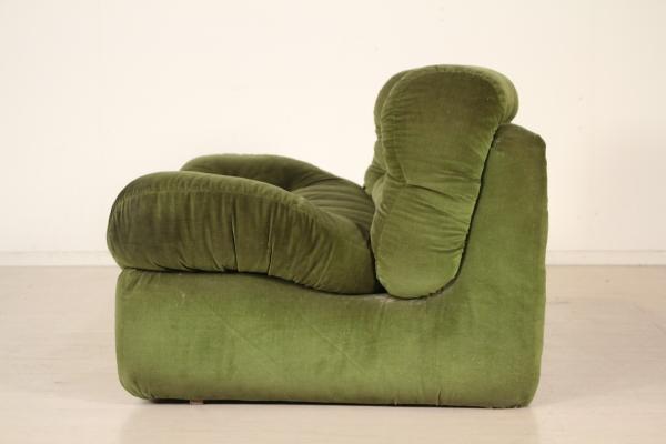 Divani Curvi Anni : Divano anni divani modernariato dimanoinmano