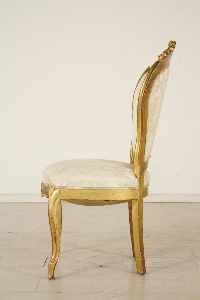 Salotto Antico Luigi Filippo : Salotto completo luigi filippo sedie poltrone divani