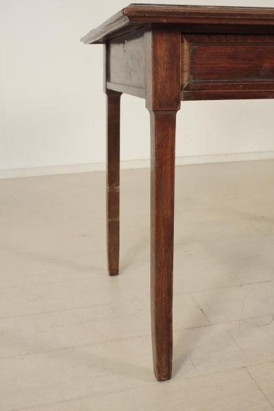 Tavolo liberty mobili in stile bottega del 900 - Stile liberty mobili ...