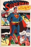Superman by 30 to 70 years